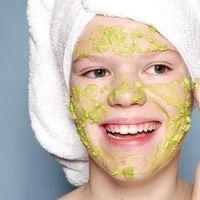 Народные маски для жирной кожи лица